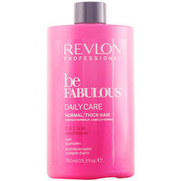 Beauté Soins & Après-shampooing Revlon Be Fabulous Daily Care Normal Cream Conditioner  750 ml