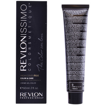 Beauté Accessoires cheveux Revlon Revlonissimo Color & Care High Coverage 9  60 ml