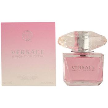 Beauté Femme Eau de toilette Versace Bright Crystal Edt Vaporisateur  90 ml