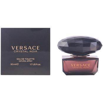 Beauté Femme Eau de toilette Versace Crystal Noir Edt Vaporisateur  50 ml