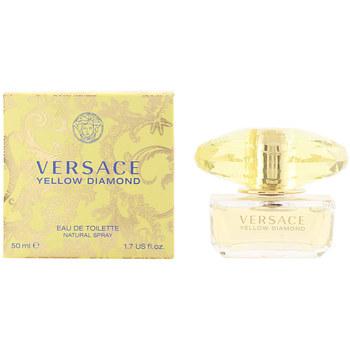 Beauté Femme Eau de toilette Versace Yellow Diamond Edt Vaporisateur  50 ml