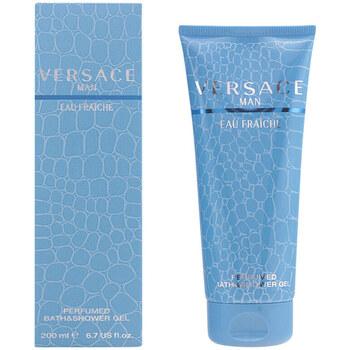 Beauté Homme Eau fraiche Versace Eau Fraîche Shower Gel  200 ml