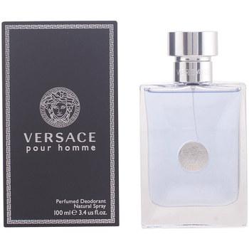 Beauté Homme Déodorants Versace Pour Homme Perfumed Deo Vaporisateur  100 ml