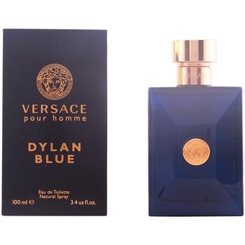 Beauté Homme Eau de toilette Versace Dylan Blue Edt Vaporisateur  100 ml