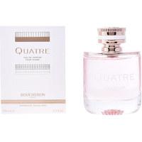 Beauté Femme Eau de parfum Boucheron Quatre Femme Edp Vaporisateur  100 ml