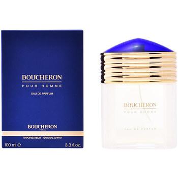 Beauté Homme Eau de parfum Boucheron Pour Homme Edp Vaporisateur  100 ml