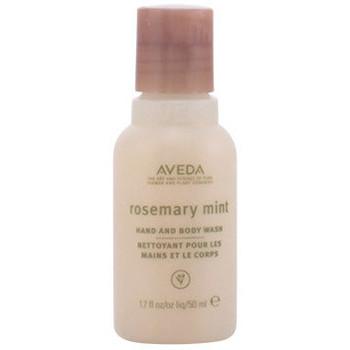 Beauté Produits bains Aveda Rosemary Mint Hand & Body Wash  50 ml