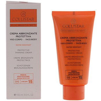 Beauté Protections solaires Collistar Perfect Tanning Protective Cream Spf15  150 ml