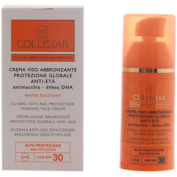 Beauté Anti-Age & Anti-rides Collistar Perfect Tanning Anti-age Face Cream Spf30  50 ml