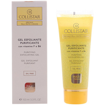 Beauté Masques & gommages Collistar Purifying Exfoliating Gel Pmg  100 ml
