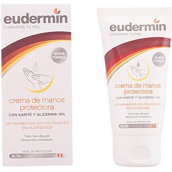 Beauté Soins mains et pieds Eudermin Manos Crema Hidratante & Protectora