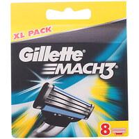 Beauté Homme Soins de la barbe Gillette Mach 3 Cargador