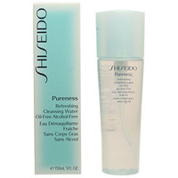Beauté Femme Démaquillants & Nettoyants Shiseido Pureness Refreshing Cleansing Water  150 ml