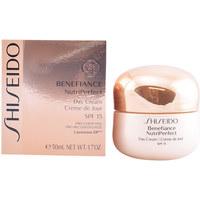 Beauté Femme Anti-Age & Anti-rides Shiseido Benefiance Nutriperfect Day Cream Spf15  50 ml