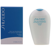 Beauté Protections solaires Shiseido After Sun Soothing Gel  150 ml