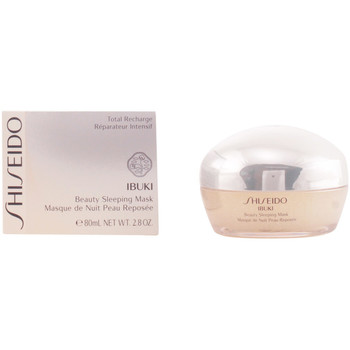 Beauté Masques & gommages Shiseido Ibuki Beauty Sleeping Mask 80 Ml
