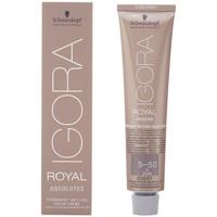 Beauté Accessoires cheveux Schwarzkopf Igora Royal Absolutes 5-50  60 ml