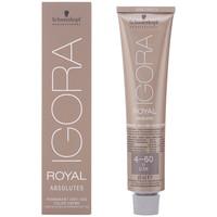 Beauté Accessoires cheveux Schwarzkopf Igora Royal Absolutes Anti-age Color Creme 4-60  60 ml