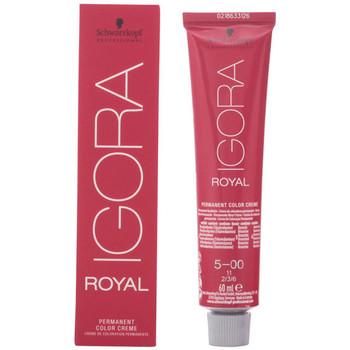 Beauté Accessoires cheveux Schwarzkopf Igora Royal 5-00  60 ml