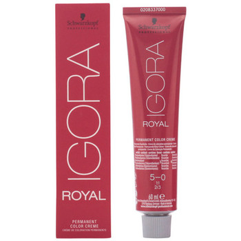 Beauté Accessoires cheveux Schwarzkopf Igora Royal 5-0  60 ml