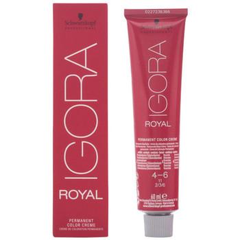 Beauté Accessoires cheveux Schwarzkopf Igora Royal 4-6  60 ml
