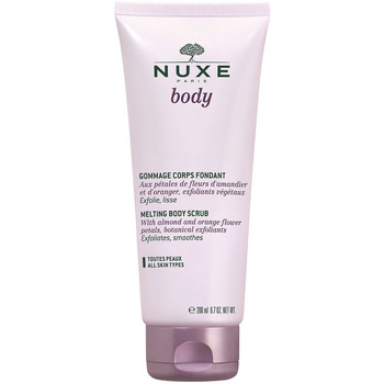 Beauté Gommages & peelings Nuxe Body Gommage Corps Fondant  200 ml