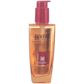Beauté Soins & Après-shampooing Elvive Aceite Extraordinario Cabello Teñido  100 ml