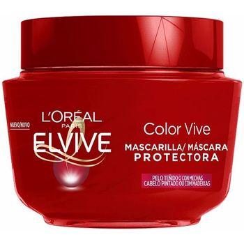 Beauté Soins & Après-shampooing Elvive Color-vive Masque  300 ml