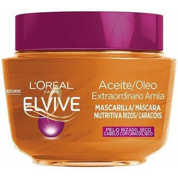 Beauté Soins & Après-shampooing Elvive Rizos Extraordinarios Masque  300 ml