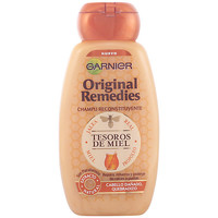 Beauté Shampooings Fructis Original Remedies Champú Tesoros De Miel  250 ml