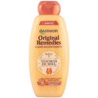 Beauté Shampooings Fructis Original Remedies Champú Tesoros De Miel  400 ml