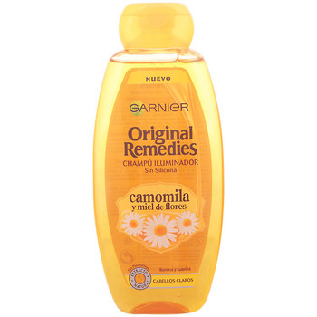 Beauté Shampooings Fructis Original Remedies Champú Camomila Y Miel De Flores  400 ml