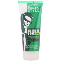 Beauté Coiffants & modelants Fructis Style Natural Look Gel En Crema  200 ml