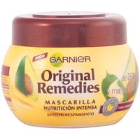 Beauté Soins & Après-shampooing Fructis Original Remedies Masque Aguacate Y Karite  300 ml