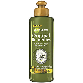 Beauté Shampooings Fructis Original Remedies Aceite Sin Aclarado Oliva Mítica  200 ml