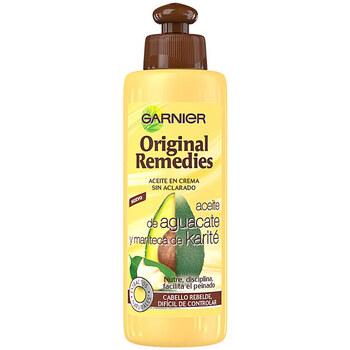 Beauté Shampooings Fructis Original Remedies Aceite Sin Aclarado Aguacate & Karite 200