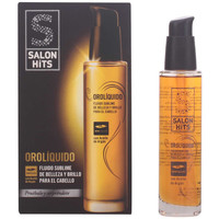 Beauté Shampooings Salon Hits Oro Líquido Elixir Fluido Sublime  50 ml
