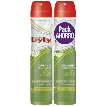 Beauté Déodorants Byly Organic Extra Fresh Deo Vaporisateur Coffret  2 x 200 ml