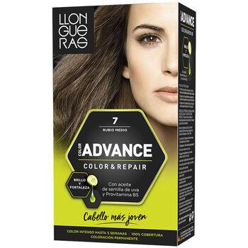 Beauté Accessoires cheveux Llongueras Color Advance 7-rubio Medio