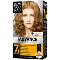 Beauté Accessoires cheveux Llongueras Color Advance 7,34-rubio Dorado Cobrizo