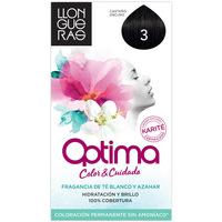 Beauté Accessoires cheveux Llongueras Optima Hair Colour 3-dark Brown