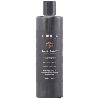 Beauté Shampooings Philip B Scent Of Santa Fe Balancing Shampoo  350 ml