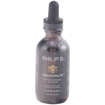 Beauté Shampooings Philip B Rejuvenating Oil For Dry To Damaged Hair & Scalp  60 ml