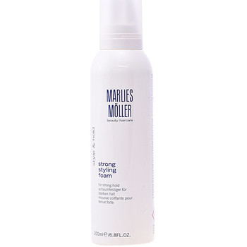 Beauté Coiffants & modelants Marlies Möller Styling Strong Styling Foam  200 ml