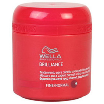 Beauté Shampooings Wella Brilliance Mask Fine/normal Hair  150 ml