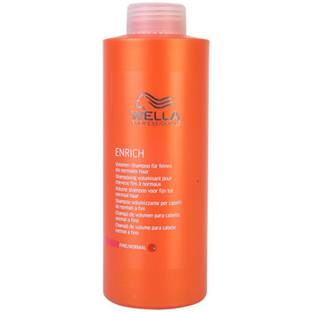 Beauté Shampooings Wella Enrich Shampoo Fine/normal Hair  1000 ml