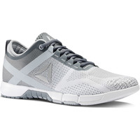 Chaussures Femme Fitness / Training Reebok Sport CrossFit Grace Blanc / Blanc / Gris