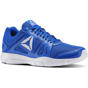 Chaussures Homme Fitness / Training Reebok Sport Trainfusion Nine 2.0 Bleu / Gris / Blanc
