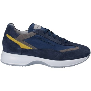 Chaussures Homme Baskets basses Byblos Blu 672053 Sneakers Man Bleu Bleu
