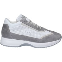 Chaussures Homme Baskets basses Byblos Blu 672054 Chaussures lacets Man Bianco Bianco